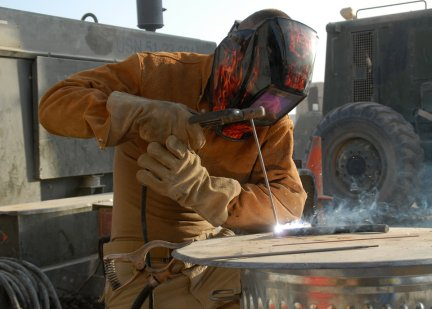 QC Construction Jobs Welder